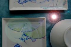 Tabletts-rechteckig